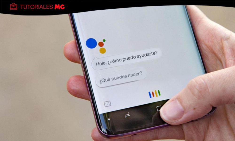 Cómo evitar Google Assistant guarde grabaciones