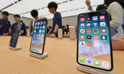 Wall Street castiga a Apple por miedo a las posibles represalias de China 64