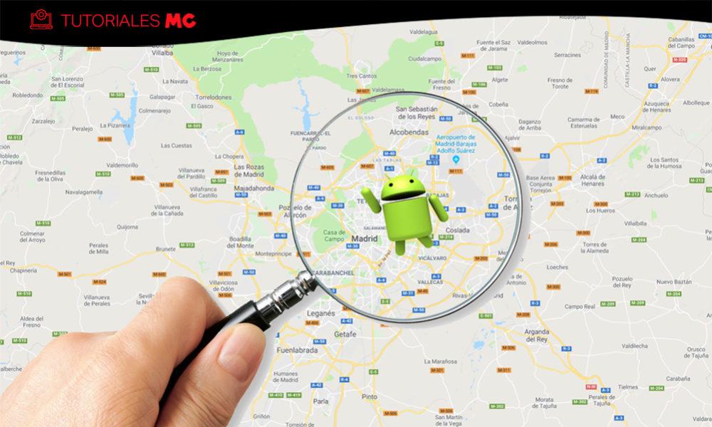 Como encontrar móvil con Google