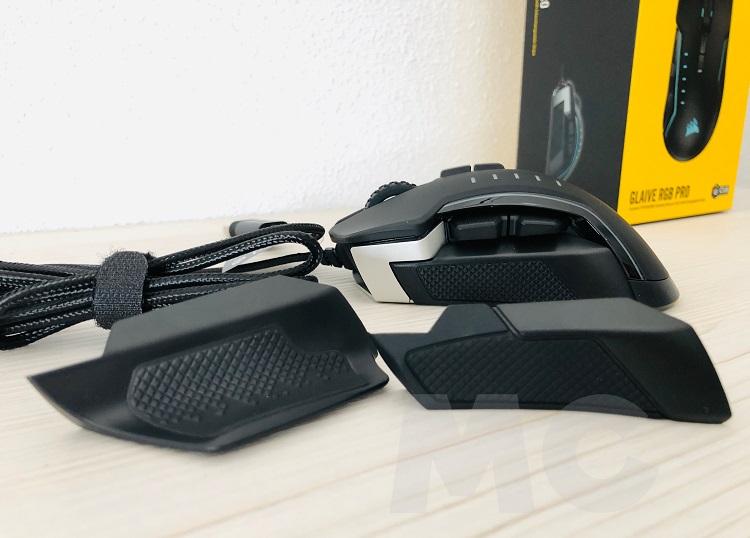 Corsair Glaive RGB PRO, análisis: ergonomía y diseño con un rendimiento sobresaliente 35