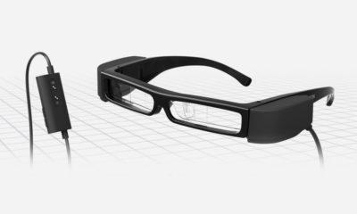 Epson Moverio BT-30C Gafas Realidad Aumentada