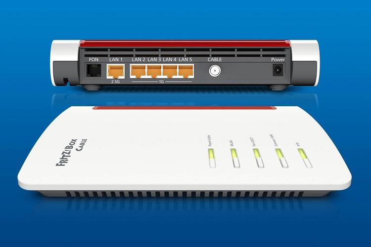 AVM presenta el nuevo FRITZ!Box 6660 Cable: DOCSIS 3.1 y compatible con Wi-Fi 6 33