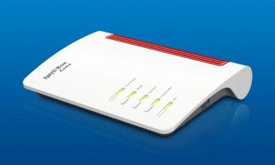 AVM presenta el nuevo FRITZ!Box 6660 Cable: DOCSIS 3.1 y compatible con Wi-Fi 6 140