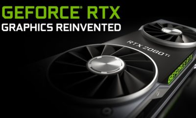GeForce RTX mejoradas