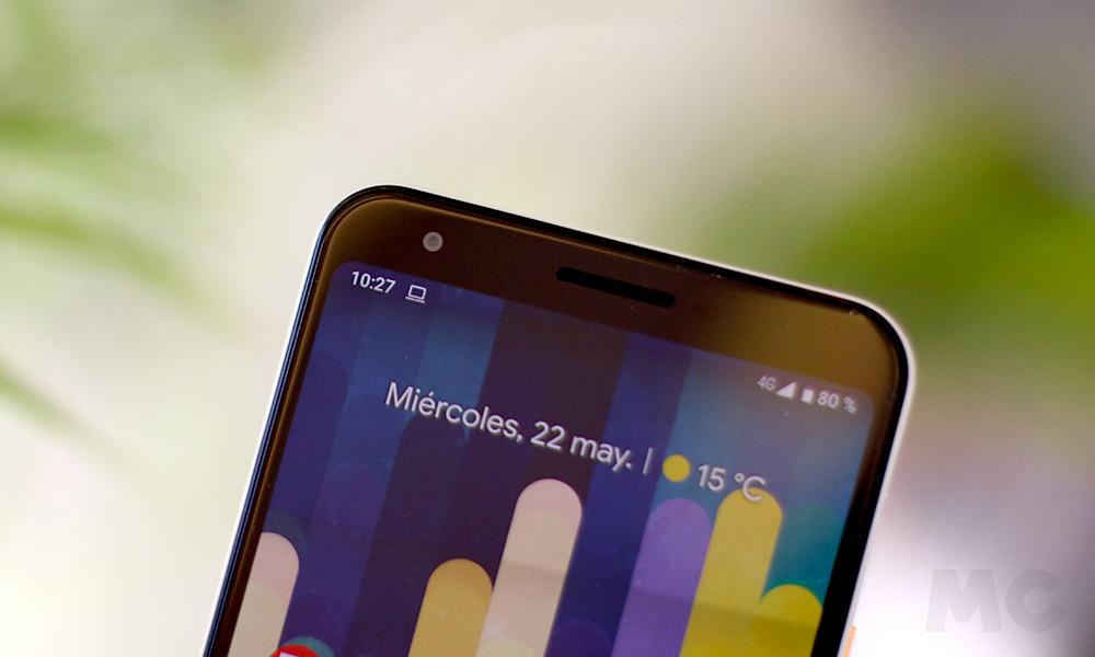 Google Pixel 3a XL, análisis 37