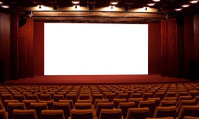 grabación de películas en cines