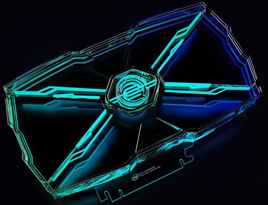 gráficas dedicadas de Intel