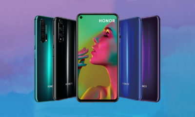 Honor 20 Honor 20 Pro Honor 20 Lite