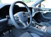 Volkswagen Touareg, destreza 138