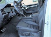 Volkswagen Touareg, destreza 136