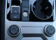 Volkswagen Touareg, destreza 100
