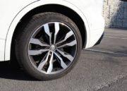 Volkswagen Touareg, destreza 80