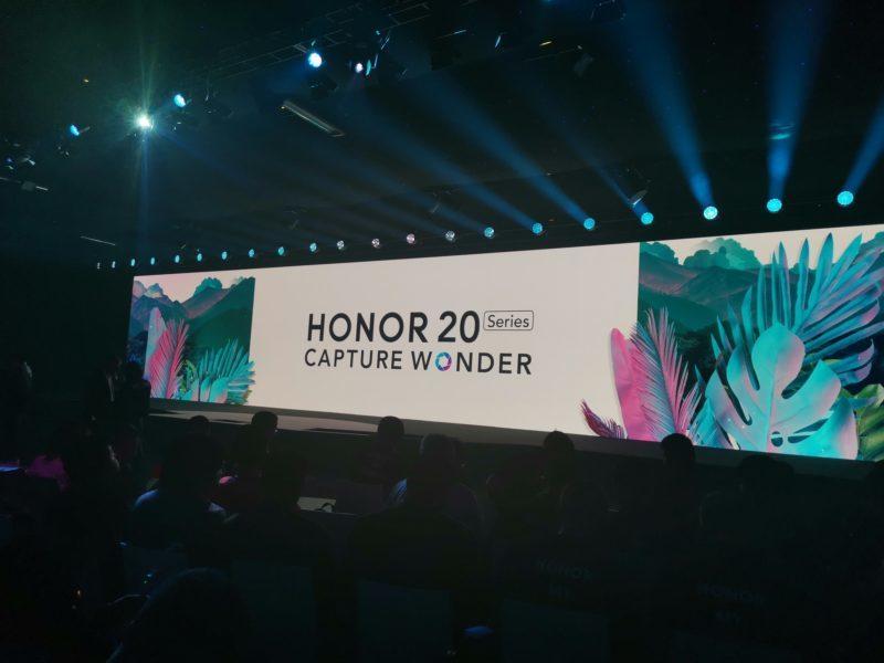 Honor 20 Presentación Directo