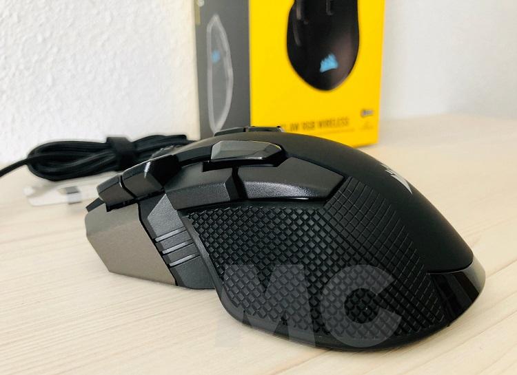 Corsair Ironclaw RGB Wireless, análisis: tú eliges el camino hacia la victoria 44