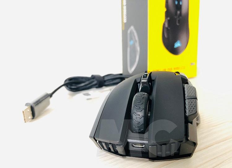 Corsair Ironclaw RGB Wireless, análisis: tú eliges el camino hacia la victoria 46