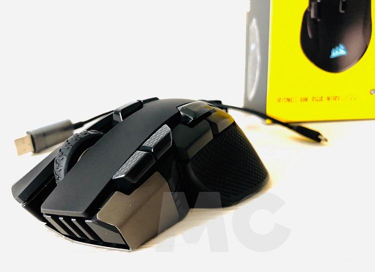 Corsair Ironclaw RGB Wireless, análisis: tú eliges el camino hacia la victoria 42
