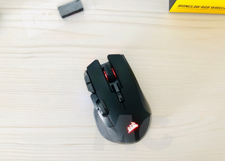Corsair Ironclaw RGB Wireless, análisis: tú eliges el camino hacia la victoria 58