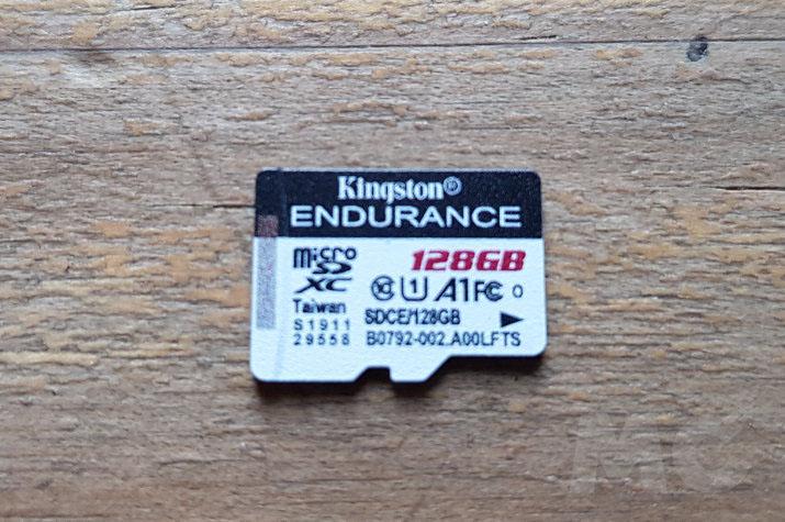 Kingston microSD High Endurance 1
