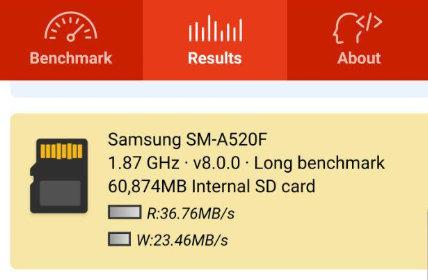 Kingston microSD High Endurance 4