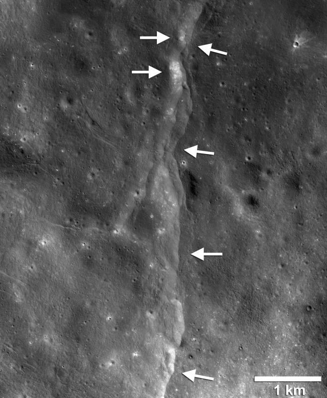 La Luna está encogiendo, os contamos por qué 34