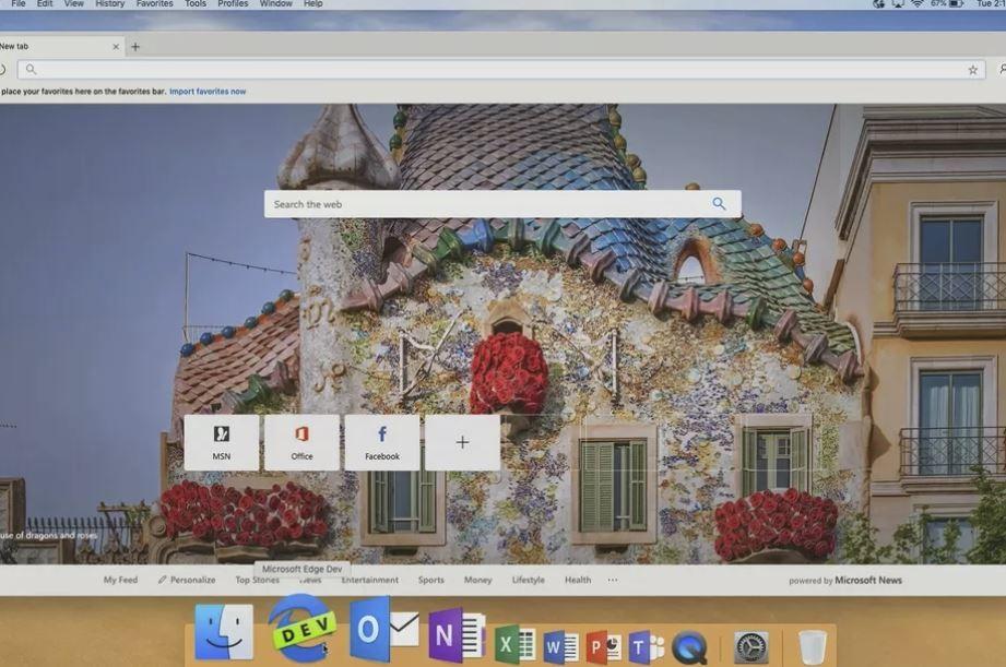 Microsoft Edge Chromium: modo IE, controles de privacidad, colecciones y versión macOS 31