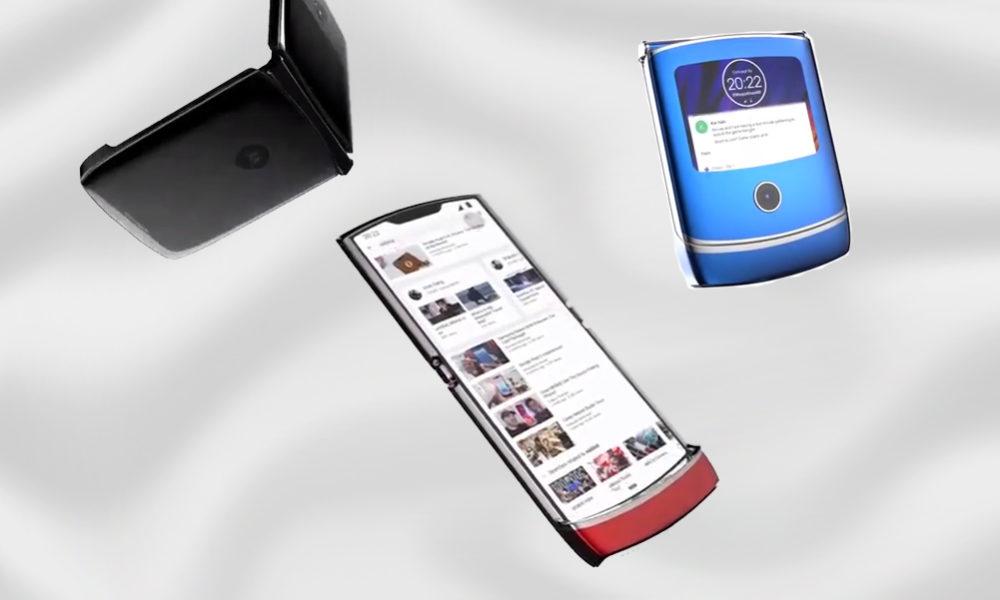 Lenovo presenta un vídeo con el diseño del Motorola Razr 33