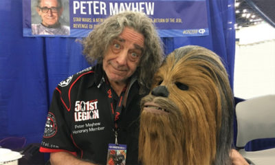 Muere Peter Mayhew Chewbacca Star Wars