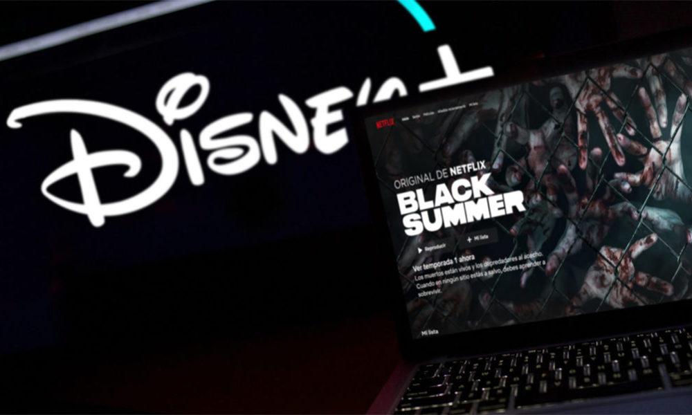Netflix Bajas Disney+