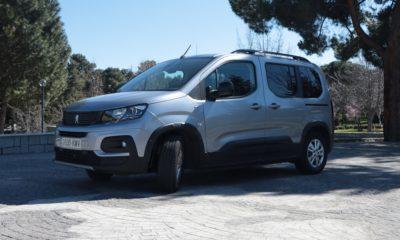 Peugeot Rifter, caminos 30