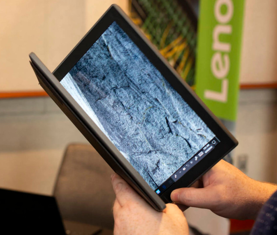 portátil plegable Lenovo