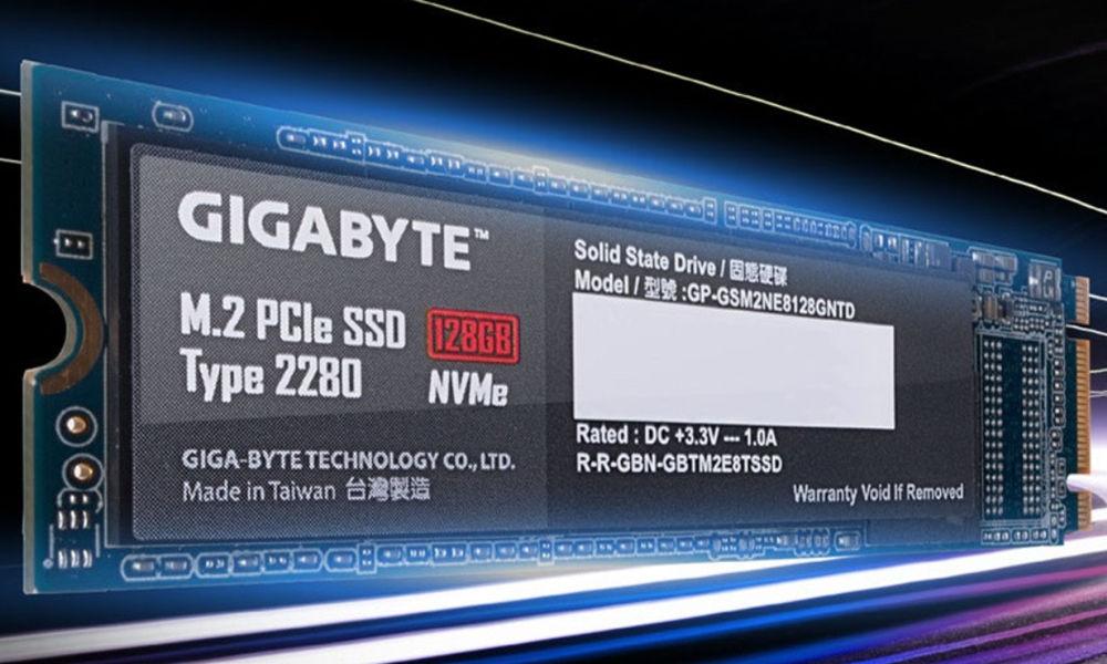 GIGABYTE muestra el primer SSD PCIE 4.0, alcanza los 5.000 MB/s 28