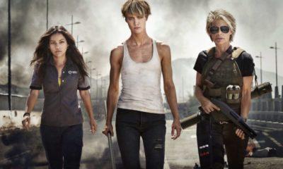 Primer tráiler de Terminator: Destino oscuro, el reencuentro de Linda Hamilton y Schwarzenegger 29