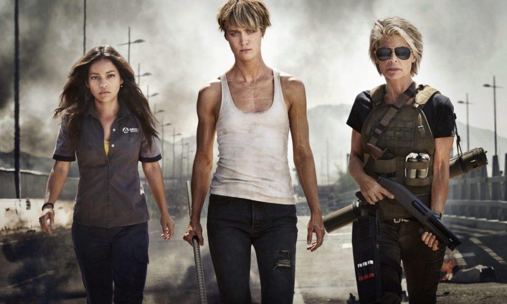 Primer tráiler de Terminator: Destino oscuro, el reencuentro de Linda Hamilton y Schwarzenegger 31