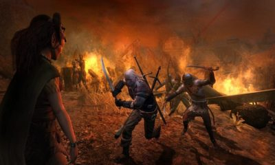 Consigue gratis The Witcher en Good Old Games 65
