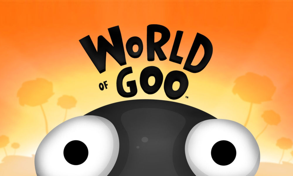 World of Goo Gratis Epic Store