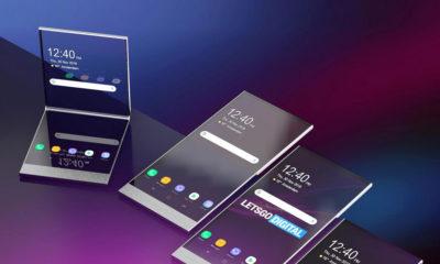 Xperia F Render Smartphone Plegable