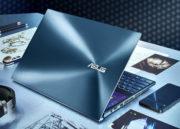 ASUS presenta nuevos portátiles ZenBook Duo y monitor portátil para gaming 34