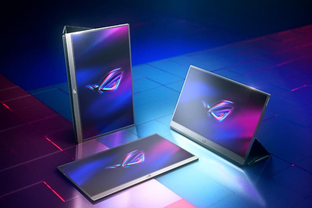 ASUS presenta nuevos portátiles ZenBook Duo y monitor portátil para gaming 38