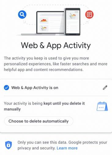 Google facilita el borrado automático de datos 31