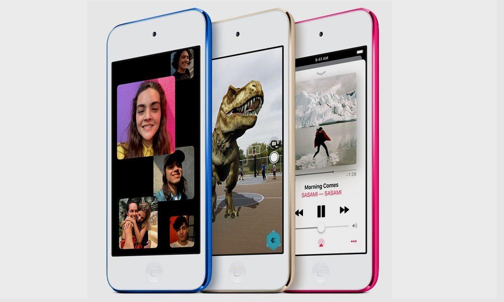 Apple lanza nuevo iPod touch con SoC A10 Fusion y 256 GB de capacidad 31