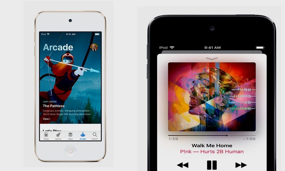 Apple lanza nuevo iPod touch con SoC A10 Fusion y 256 GB de capacidad 33