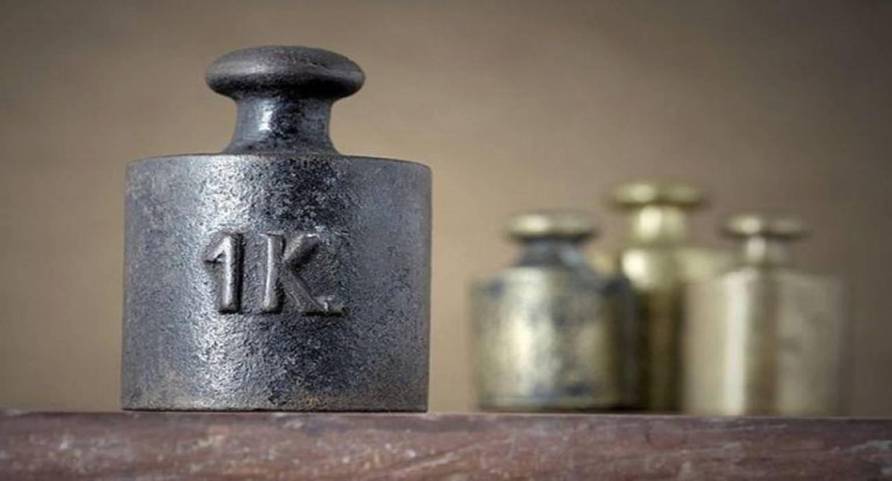 Desde hoy, un kilo ya no pesa un kilo 30