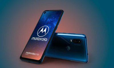 Motorola One Vision, un Android One con cerebro Samsung 49