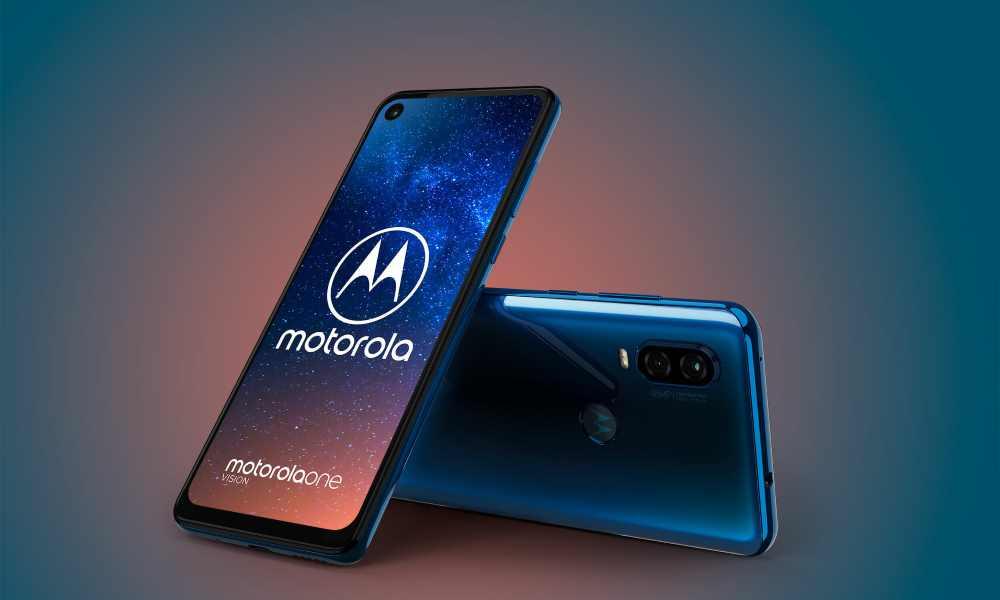Motorola One Vision, un Android One con cerebro Samsung 32