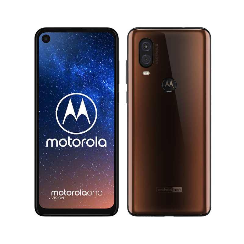 Motorola One Vision, un Android One con cerebro Samsung 34