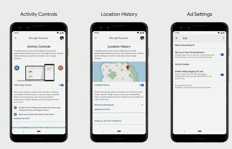 Android Q apuesta por los smartphones flexibles, y por la IA 33