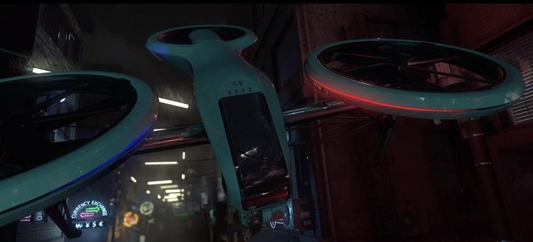 Radeon RX Vega 56: rendimiento con trazado de rayos en Neon Noir 31