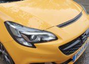 Opel Corsa GSI, chispa 50