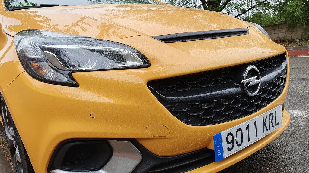 Opel Corsa GSI, chispa 30