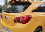 Opel Corsa GSI, chispa 106